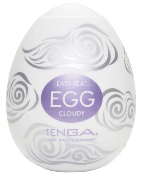 Tenga Egg Cloudy Masturbation Device