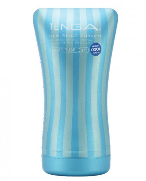 Tenga Soft Tube Cup Cool Edition