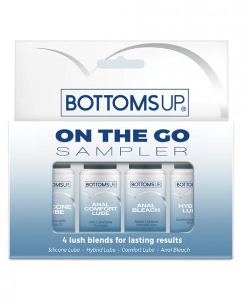 Bottoms Up On The Go Sampler 1oz 4 Pack