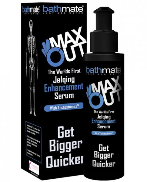 Bathmate Max Out Jelqing Enhancement Serum 4oz