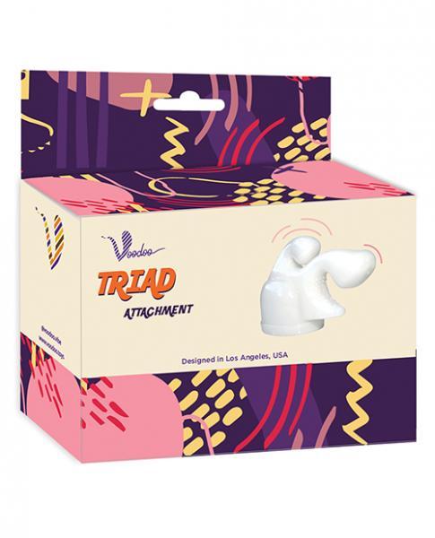 Voodoo Triad Wand Attachment
