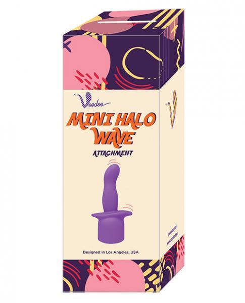 Voodoo Mini Halo Wave Wand Attachment