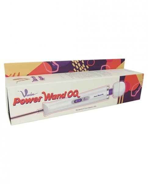 Voodoo Power Wand Og 2X Plug In White