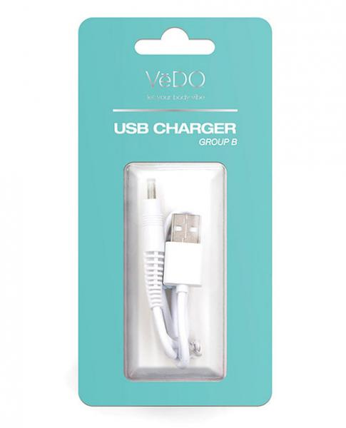 Vedo USB Charger Group B Replacement Cords