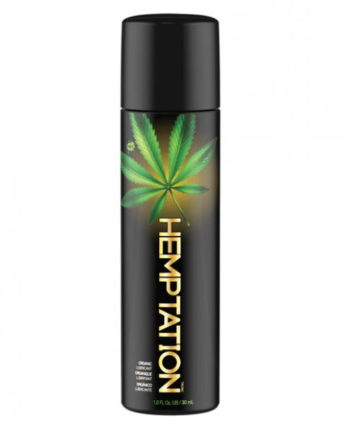 Wet Hemptation All Natural Lubricant 1oz
