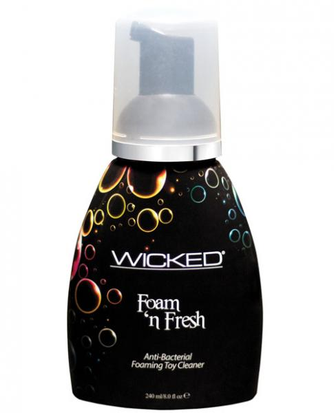 Wicked Foaming Toy Cleaner 8oz Foam N Fresh