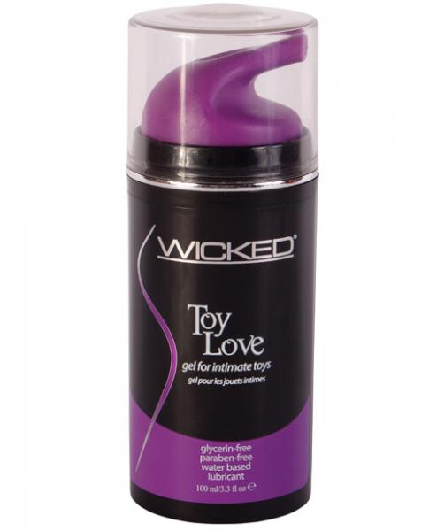 Wicked Toy Love Gel For Toys 3.3oz