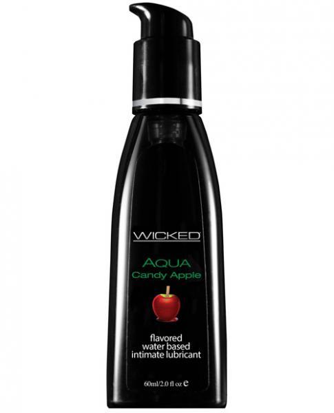 Wicked Aqua Lubricant Candy Apple 2oz