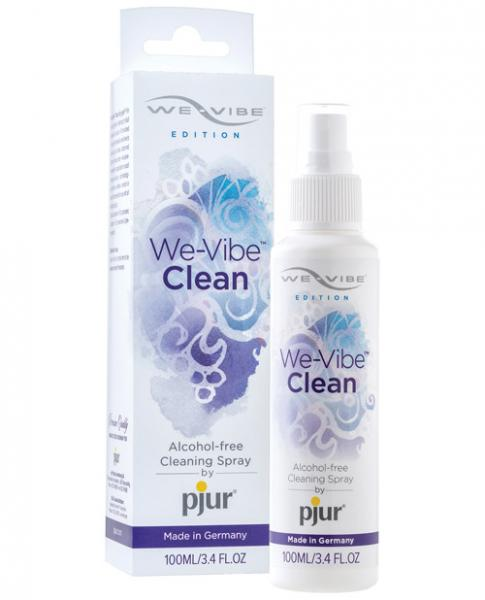 We-Vibe Clean By Pjur Cleaning Spray 3.4 fluid ounces