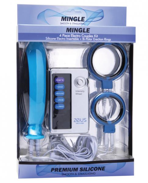 Zeus Mingle 4 Piece Electro Couples Kit