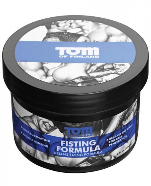 Tom Of Finland Fisting Cream 8oz