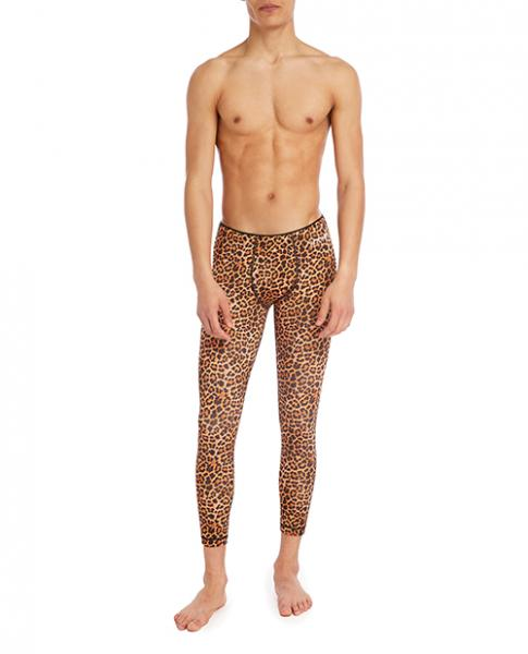 2xist Performance Leggings Cheetah Large