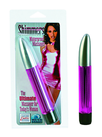 Shimmers Massagers Pink