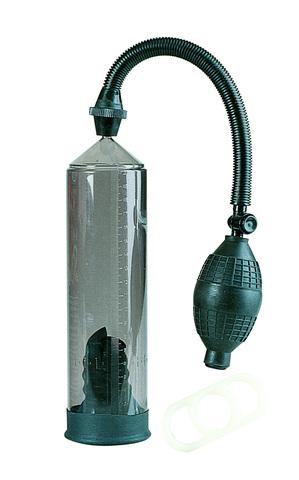 Precision Pump with Erection Enhancer
