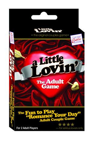 A Little Lovin' Game