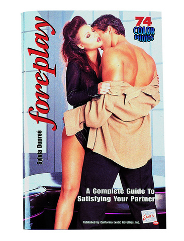 Foreplay book Extras SE5004-00