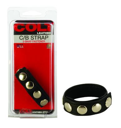 Colt Adjust 5 Snap Leather