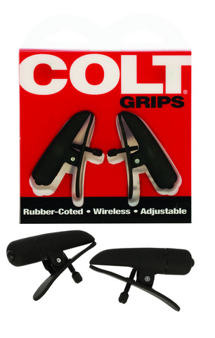 Colt Grips Vibrating Adjustable Clamps