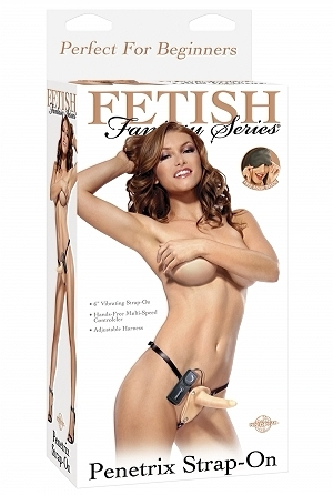 Fetish Fantasy Series Penetrix Strap-on