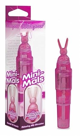 Mini-mals - pink