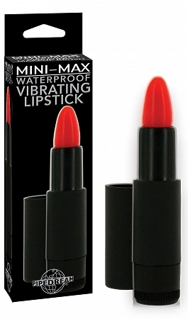 Mini Max Vibrating Lipstick