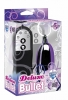 Deluxe bullet waterproof vibe - multi speed purple