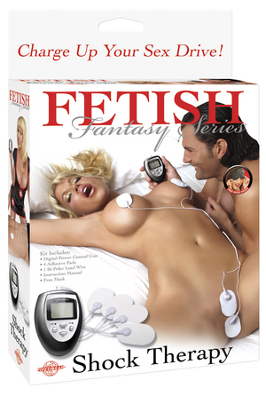 Fetish Fantasy Series Shock Therapy