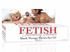 Fantasy Shock Therapy Electro-Sex Gel