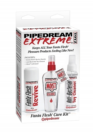 Pipedream Extreme Fanta Flesh Care Kit