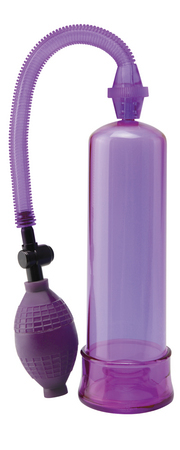 Pump Worx Beginners Pump Purple