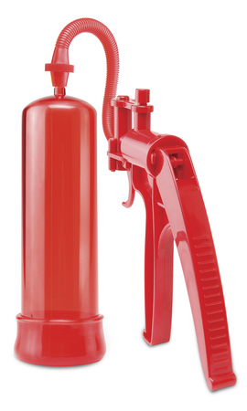 Deluxe Fire Power Pump Red