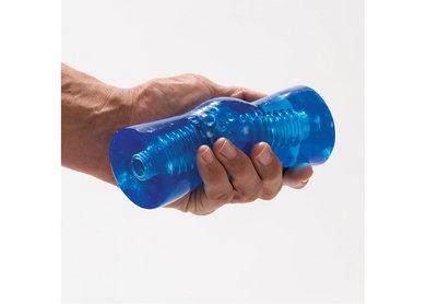 Hand Job Stroker Aquamarine Blue