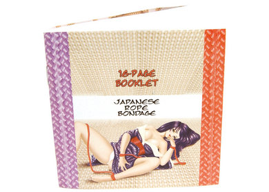 Japanese Silk Love Rope 16 Feet Purple