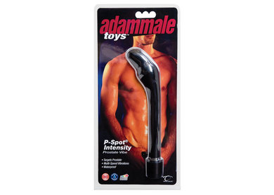 Adam Male Toys P-Spot Intensity Prostate Vibe Black