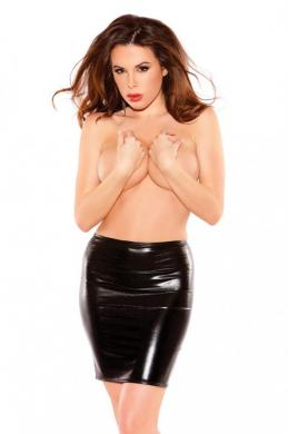 Sexy Siren Skirt Black O/S