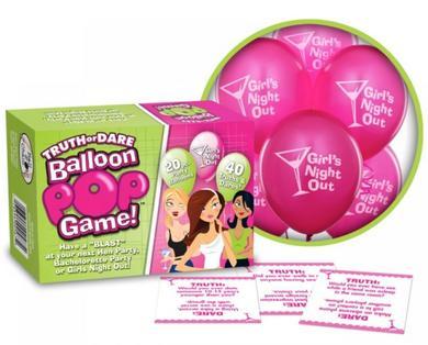 Balloon Pop Game