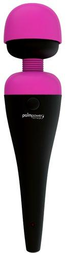 Palm Power Rechargeable Massager- Pink