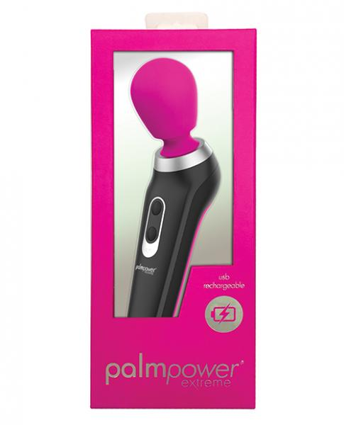 Palm Power Extreme Body Massager Pink
