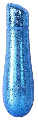 Rain Power Bullet Vibrator Textured Blue