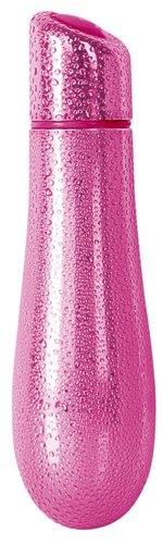 Rain Power Bullet Vibrator Textured Pink