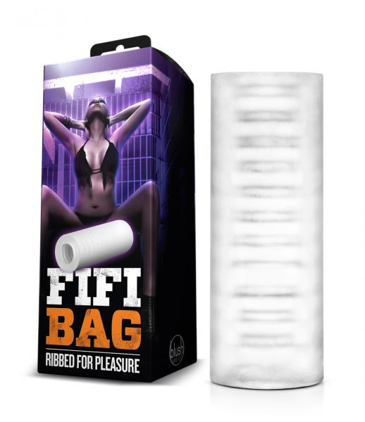 Fifi Bag Frosted Masturbation Sleeve
