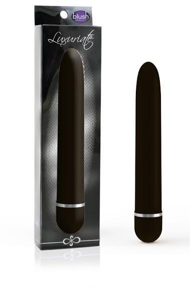 Luxuriate Vibrator - Black