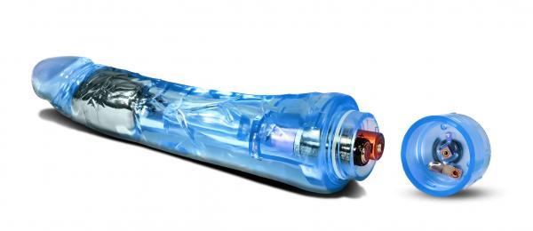 Tropical Crystal Blue Vibrator Bulk