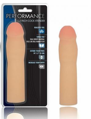 Performance Xtender 1.5 inches Extension Beige