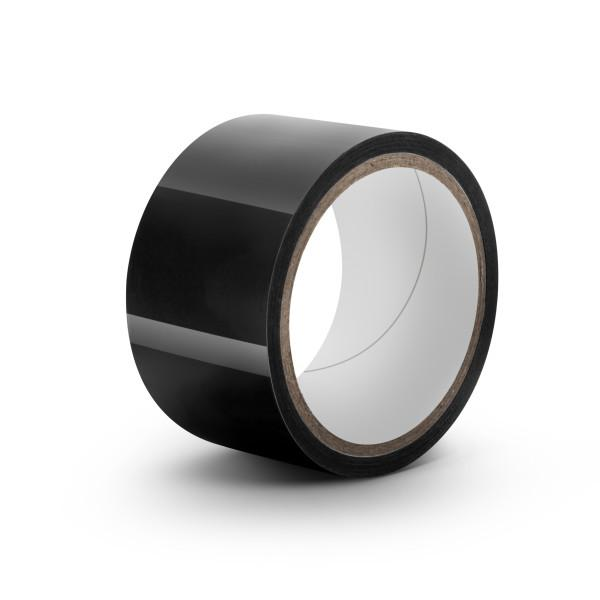 Temptasia Bondage Tape 60 feet Black