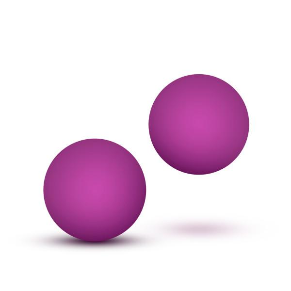 Luxe Double O Beginner Kegel Balls Pink