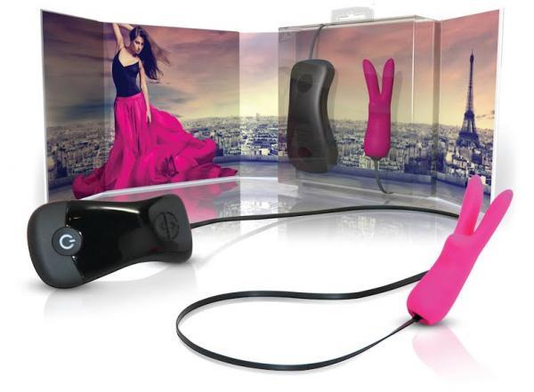 Euphorabunny Teaser Vibrator