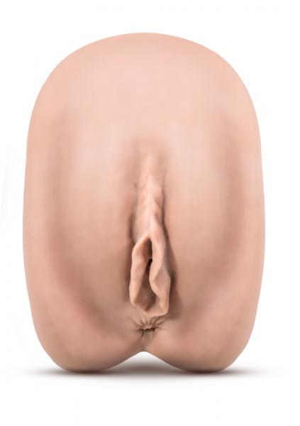 Amanda's Latin Kitty Tan Realistic Vagina Stroker