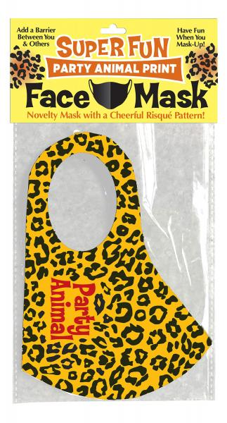 Party Animal Face Mask