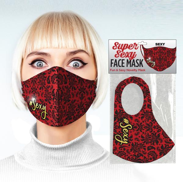 Super Sexy #sexy Face Mask